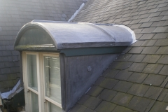 New Lead Domed Roof