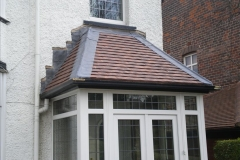 New Bay Roof